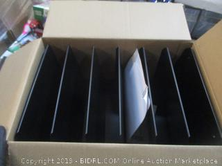 Horizontal Organizer 7 Letter Trays