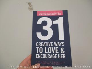 31 Ways To Love & Encourage Her