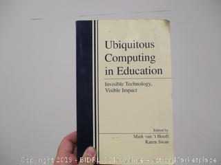 Ubiquitous Computing in Education