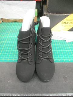 Soda High Heeled Boots -  5 1/2