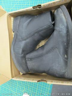 Ankle Boots - 9 1/2