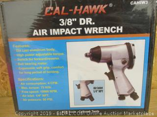 """3/8"""" Dr Air Impact Wrench"""