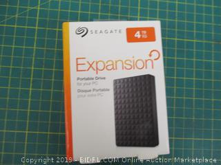 Sea Gate Expansion Portable Drive for your PC