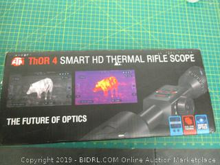Thor 4 Smart HD Thermal Rifle Scope