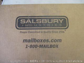 SALSBURY MAILBOX
