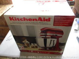 KITCHENAID TILT-HEAD STAND MIXER (FACTORY SEALED)