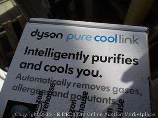 DYSON PURE COOL LINK FAN (POWERS ON)