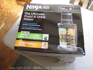 NINJA ULTRA PREP (FACTORY SEALED)