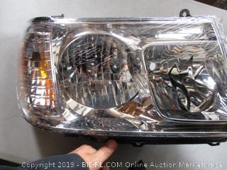 DEPO AUTO PARTS REPLACEMENT LIGHT