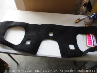 REAR DECK COVERS