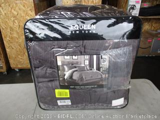 J. QUEEN KING COMFORTER SET