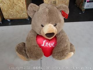 PLUSH LOVE BEAR