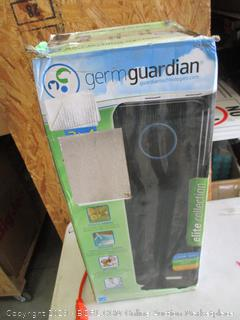 GERMGUARDIAN AIR CLEANING SYSTEM (POWERS ON)