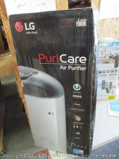 LG PURICARE AIR PURIFIER (POWERS ON)