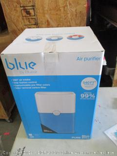 BLUEAIR AIR PURIFIER (POWERS ON)