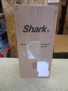 SHARK NAVIGATOR FREESTYLE VACUUM (POWERS ON)