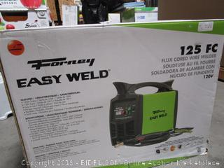 Forney Easy Weld 125 FC Corded Wire Welder