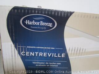 Harbor Breeze Centreville Fan