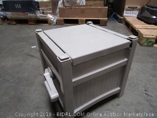 Hose Reel Storage Box