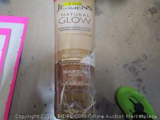 Jergens Natural Glow Tan Lotion