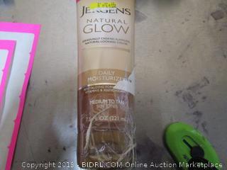 Jergens Natural Glow Tan Lotion