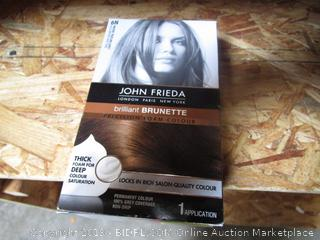 John Frieda Brilliant Brunette Foam Color