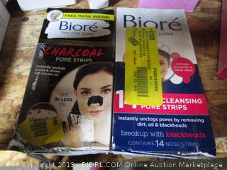 Biore Products Pore Strips