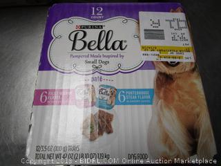 Purina Bella Filet Mignon Flavor & Porterhouse Steak Flavor Variety Pack