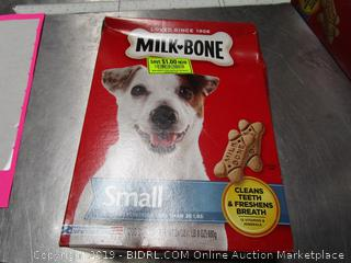 Milk Bone Dog Treats Flavor Snacks