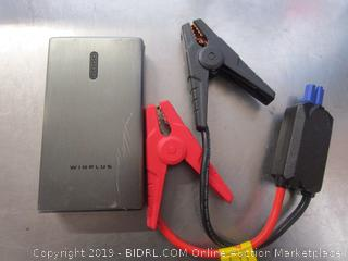 Winplus USB Portable Car Jump Start Kit