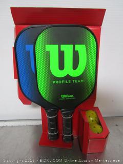 Wilson Profile Team