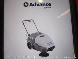 Advance Sweeper Terra