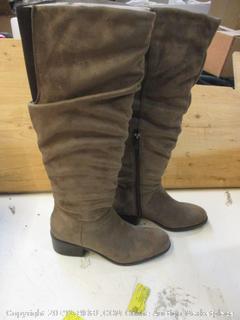 Salt Slouch Boots 7.5