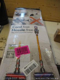 Dyson Cord free Hassle Free