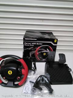 Ferrarri 458 Spider Racing Wheel