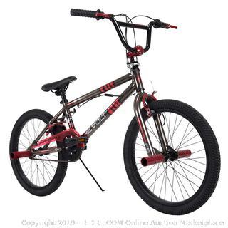 Huffy Revolt 20 in. Boys Bike (online $135)