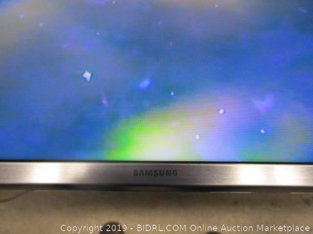 BIDRL COM Online Auction Marketplace - Auction: SAMSUNG 4K
