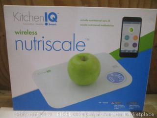 Kitchen IQ Wireless Nutriscale