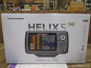 Humminbird HELIX 5 G2 Chirp SI GPS