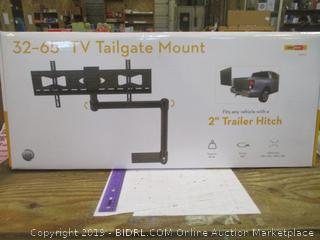 "32-65"" TV Tailgate Mount Factory Sealed"