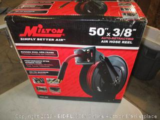 50ft. Auto-Retracting Air Hose Reel