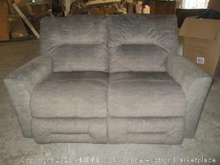 reclining la-z-boy loveseat