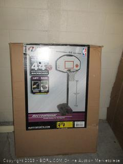 """huffy sports 44"""" portable basketball system"""