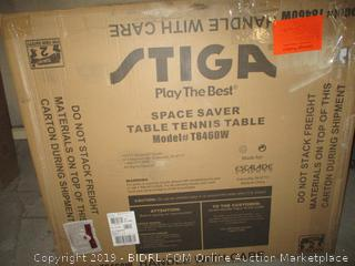 stiga play the best space saver table tennis table