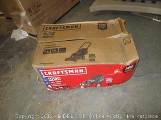 """craftsman 21"""" push mower"""