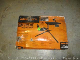 the xtreme shooting bench - box damage