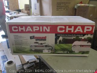 chapin 12 volt sprayer