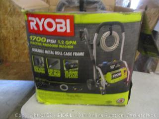 Ryobi electric pressure washer