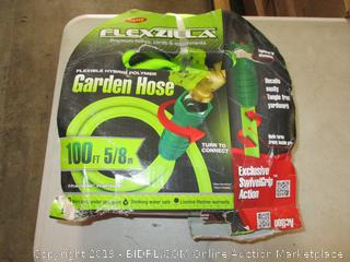 flexible hybrid polymer garden hose