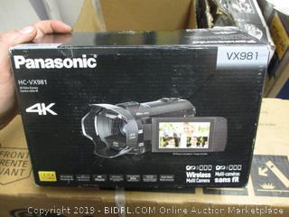 Panasonic Wireless Multi Camera
